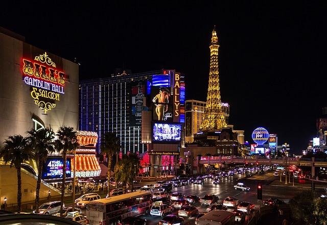 casinobranschens historia